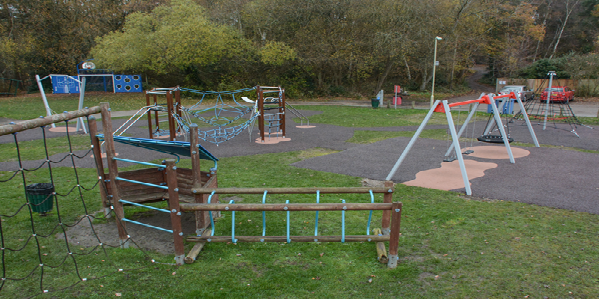 Basingbourne Over 8's Play Area