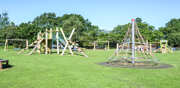 Ancells Farm Play Area